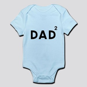 Dad of twins Body Suit
