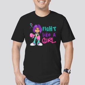 Licensed Fight Like a Girl 42.8 Thyr T-Shirt