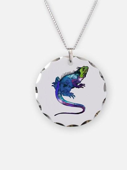 Unique Reptile Necklace
