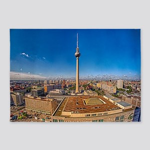 Berlin Sky 5'x7'Area Rug