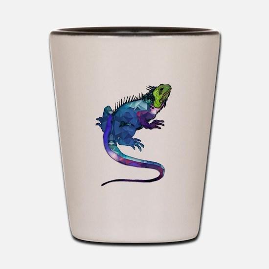 Funny Reptile Shot Glass