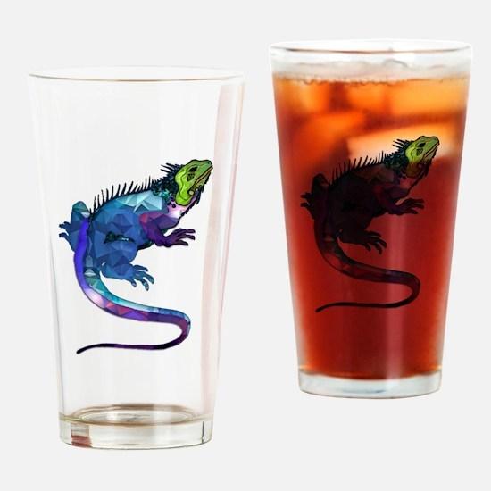 Unique Iguana Drinking Glass