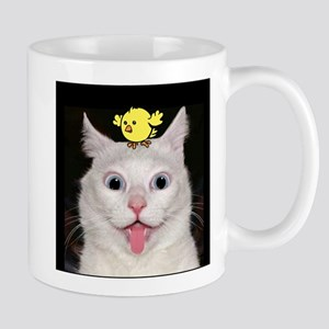 Crazy Cat Mugs