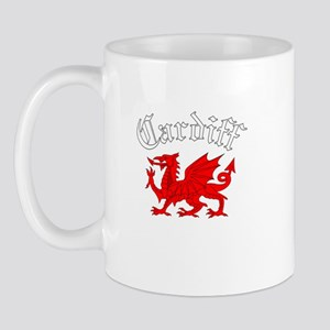 Cardiff, Wales Mug