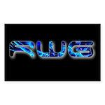 Rwg Sticker (rectangle 10 Pk)