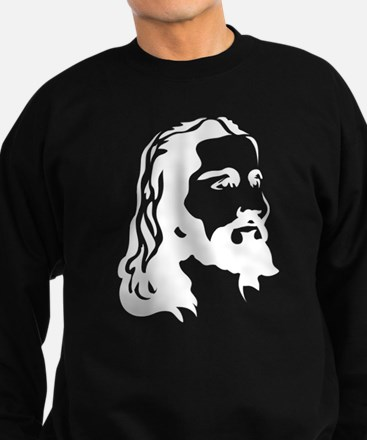 Jesus Face Sweatshirt