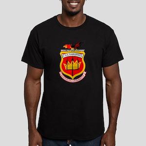 Uss Saratoga Cv-60 T-Shirt T-Shirt