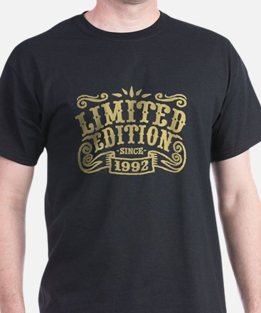 Limited Edition Since 1992 T-Shirt