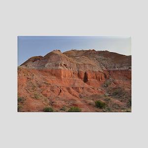 Palo Duro Canyon at Dusk Rectangle Magnet