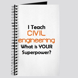 teach civil engineering Journal