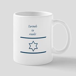 Israel Is Real Mugs