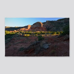 Morning Light at Palo Duro 3'x5' Area Rug