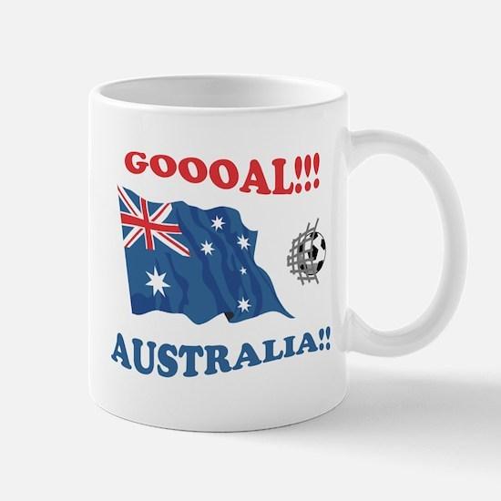 Goal Australia Mug