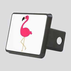 Cute Pink Flamingo Hitch Cover
