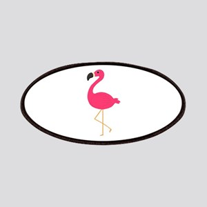 Cute Pink Flamingo Patches