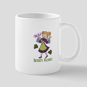 Irish Rose Mugs