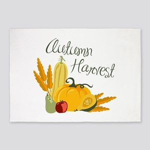 Autumn Harvest 5'x7'Area Rug
