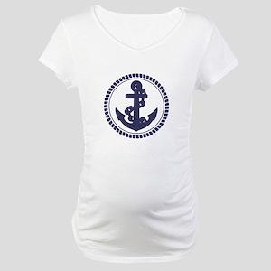 Anchor Maternity T-Shirt