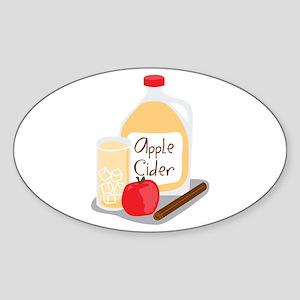Apple Cider Sticker