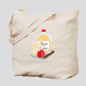 Apple Cider Tote Bag
