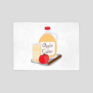 Apple Cider 5'x7'Area Rug