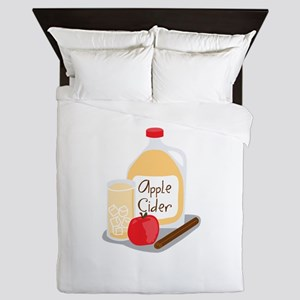 Apple Cider Queen Duvet