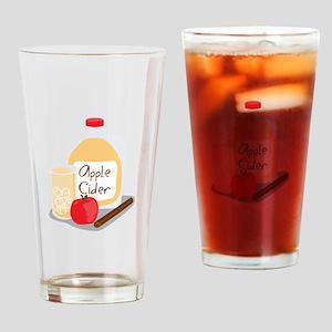 Apple Cider Drinking Glass