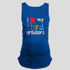 I Heart My Third Graders Teacher Love Maternity Ta