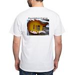 The Starmaster Rm2000 White T-Shirt