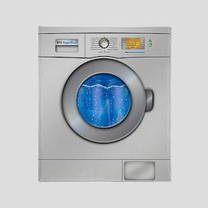 Washing Machine Throw Blanket