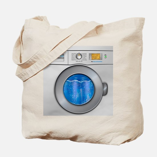 Washing Machine Tote Bag