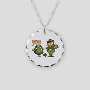 Irish Couple Necklace