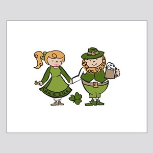 Irish Couple Posters