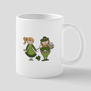 Irish Couple Mugs