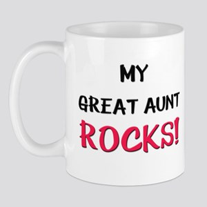 My GREAT AUNT ROCKS! Mug