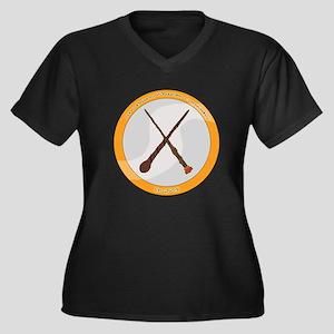 N.E.W.C Logo Plus Size T-Shirt
