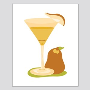Pear Martini Posters