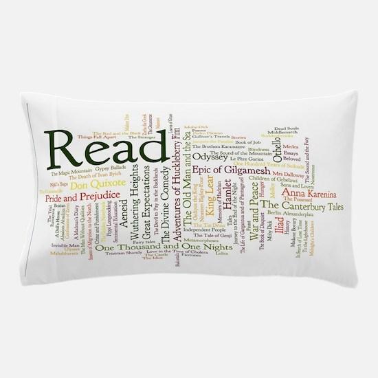 Unique Literature Pillow Case