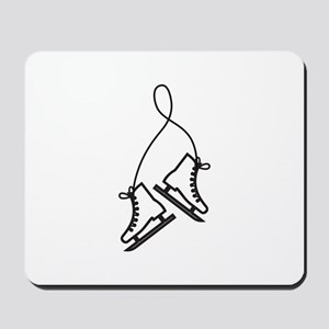 Ice Skates Mousepad