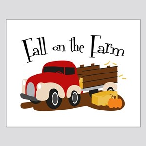 Fall On The Farm Posters