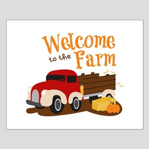 Welcome To The Farm Posters