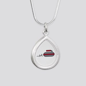 Curling Rock Necklaces