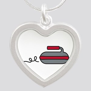 Curling Rock Necklaces