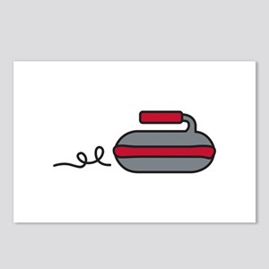 Curling Rock Postcards (Package of 8)