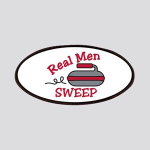 Real Men Sweep Patches