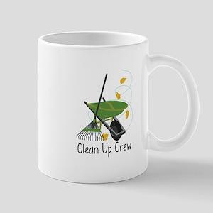 Clean Up Crew Mugs