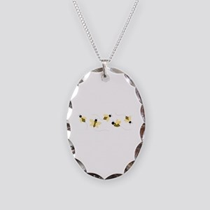 Bumble Bees Necklace