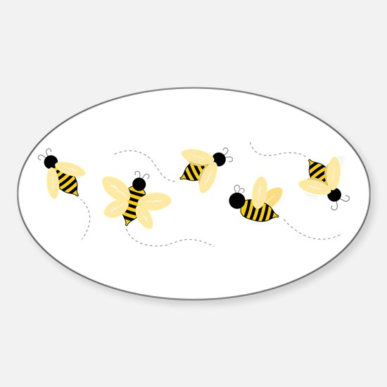 Bumble Bees Decal