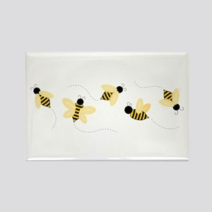 Bumble Bees Magnets