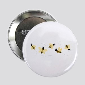 "Bumble Bees 2.25"" Button"